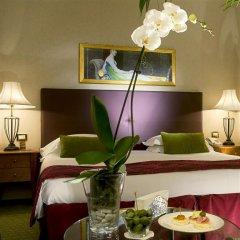 Hotel Dei Mellini 4* Улучшенный номер с различными типами кроватей фото 6