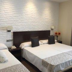 Hotel Restaurante El Corte комната для гостей