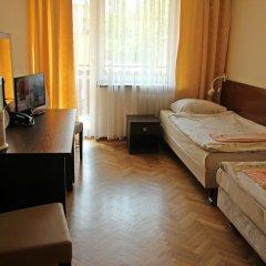Отель Dafne Zakopane 3* Стандартный номер с 2 отдельными кроватями фото 2