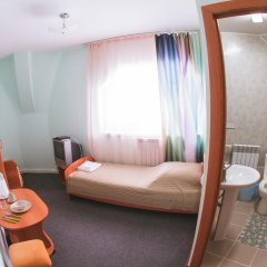Гостиница Abzakovo Weekend Стандартный номер разные типы кроватей фото 3