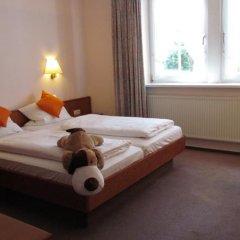 Ferien- und Reitsport Hotel Brunnenhof комната для гостей фото 2