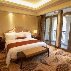 Отель Shanghai Fenyang Garden Boutique Hotel Китай, Шанхай - отзывы, цены и фото номеров - забронировать отель Shanghai Fenyang Garden Boutique Hotel онлайн комната для гостей фото 4