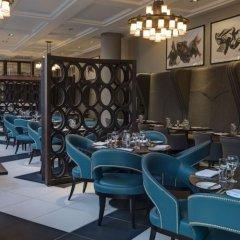 Отель Doubletree By Hilton Edinburgh City Centre Эдинбург развлечения