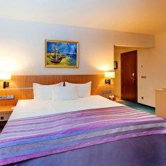 Гостиница Korston Tower 4* Улучшенный номер разные типы кроватей