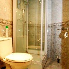 Гостиница Life на Белорусской ванная фото 5