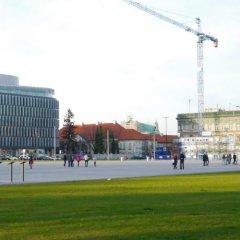 Апартаменты Apartment in Center of Warsaw спортивное сооружение
