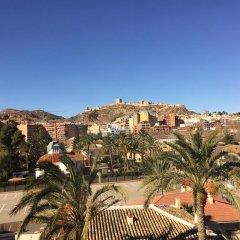 Отель Parador de Lorca балкон