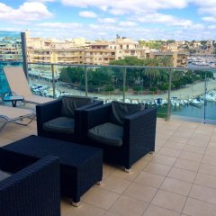 Отель Porto Drach Aparthotel бассейн
