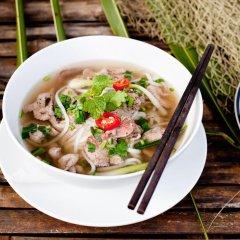 Хостел BC Family Homestay - Hanoi's Heart Ханой питание фото 3