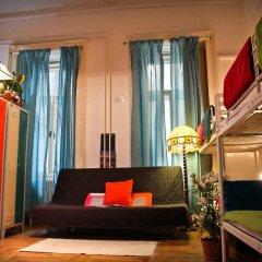 Hostel Budapest Center Стандартный номер с двуспальной кроватью фото 8