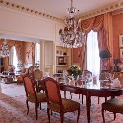 Grand Hotel Wien 5* Номер Делюкс с двуспальной кроватью