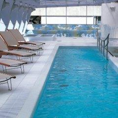 Отель NH Collection Madrid Eurobuilding бассейн фото 3