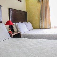 Hotel Casa Inn Del Valle Стандартный номер с различными типами кроватей фото 3