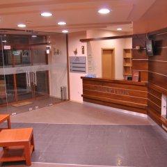 Отель Adeona SKI & SPA Болгария, Банско - отзывы, цены и фото номеров - забронировать отель Adeona SKI & SPA онлайн интерьер отеля фото 3