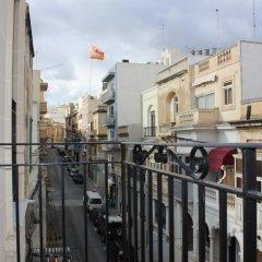 Отель am Apartments Мальта, Гзира - отзывы, цены и фото номеров - забронировать отель am Apartments онлайн балкон