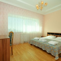 Гостиница ApartInn Astana Казахстан, Нур-Султан - отзывы, цены и фото номеров - забронировать гостиницу ApartInn Astana онлайн комната для гостей фото 5