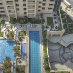 Отель Luxury Staycation - 29 Boulevard Tower Дубай бассейн фото 2