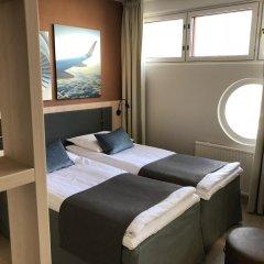 Airport Hotel Pilotti 3* Стандартный номер с различными типами кроватей фото 2