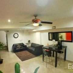 Отель Cancun Ecosuites Мексика, Канкун - отзывы, цены и фото номеров - забронировать отель Cancun Ecosuites онлайн комната для гостей фото 6