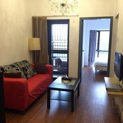 Апартаменты Shenzhen Grace Apartment Улучшенные апартаменты с различными типами кроватей фото 12