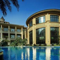 Отель Chateau Star River Pudong Shanghai Китай, Шанхай - отзывы, цены и фото номеров - забронировать отель Chateau Star River Pudong Shanghai онлайн бассейн