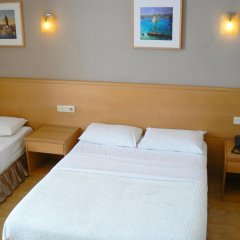 Inter Hotel 2* Стандартный номер с различными типами кроватей