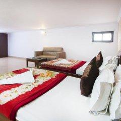 Отель Landmark Inn 3* Номер Делюкс с различными типами кроватей фото 4