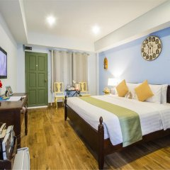E-Outfitting Boutique Hotel Pattaya 3* Номер Делюкс
