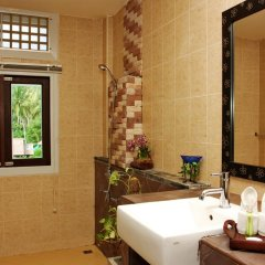 Отель Koh Tao Simple Life Resort 3* Номер Делюкс с различными типами кроватей фото 7