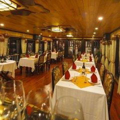 Отель Bai Tho Deluxe Junks питание фото 3