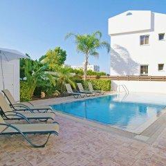Отель Villa Aglaia Кипр, Протарас - отзывы, цены и фото номеров - забронировать отель Villa Aglaia онлайн бассейн фото 2