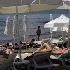 Leda Beach Hotel Сиде приотельная территория