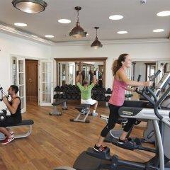 Отель Mandarin Oriental, Canouan фитнесс-зал фото 3