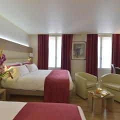 Hotel Unic Renoir Saint Germain 3* Стандартный номер с различными типами кроватей фото 3