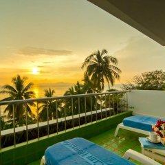 Отель Royal Cliff Beach Terrace Hotel Таиланд, Паттайя - отзывы, цены и фото номеров - забронировать отель Royal Cliff Beach Terrace Hotel онлайн балкон