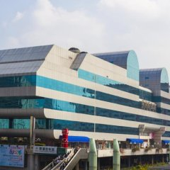 Man Shi Guang Hostel Шэньчжэнь бассейн фото 2