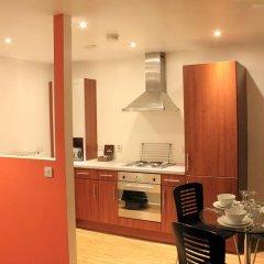 Апартаменты Atana Apartments 4* Студия Делюкс с различными типами кроватей фото 3