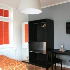 Отель Apartmenthaus Unterwegs 4* Стандартный номер с различными типами кроватей фото 2