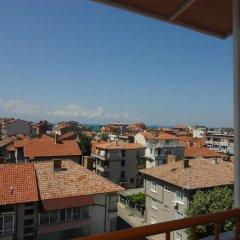 Отель Tashevi Apartments Болгария, Поморие - отзывы, цены и фото номеров - забронировать отель Tashevi Apartments онлайн балкон