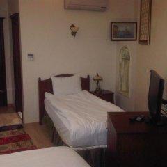 Basileus Hotel 3* Номер Эконом разные типы кроватей фото 8