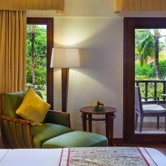 Отель The Laguna, a Luxury Collection Resort & Spa, Nusa Dua, Bali 5* Номер Делюкс с различными типами кроватей фото 8