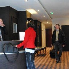 Hotel-Restaurant Le Victoria интерьер отеля фото 2