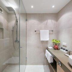 Отель Chez Cliche Serviced Apartments - Naglergasse Австрия, Вена - отзывы, цены и фото номеров - забронировать отель Chez Cliche Serviced Apartments - Naglergasse онлайн ванная фото 2