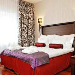 Clarion Collection Hotel Grand Bodo 3* Улучшенный номер с различными типами кроватей фото 4