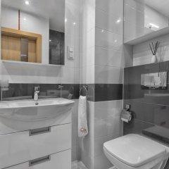 Отель Apartamenty Aparts ванная фото 3