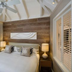 Отель Kempinski Mall Of The Emirates 5* Шале с различными типами кроватей фото 9