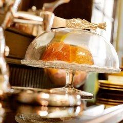 Отель Saint SHERMIN bed, breakfast & champagne питание