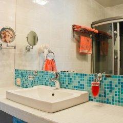 Гостиница Территория отдыха Любимая в Кургане отзывы, цены и фото номеров - забронировать гостиницу Территория отдыха Любимая онлайн Курган ванная фото 2