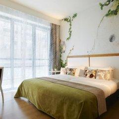 City Hotel Thessaloniki 4* Улучшенный номер с различными типами кроватей