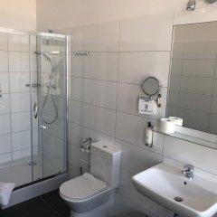 Отель LOTHUS Вроцлав ванная